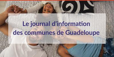 journal d'information des communes de Guadeloupe
